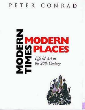 Cover of Modern Times, Modern Places