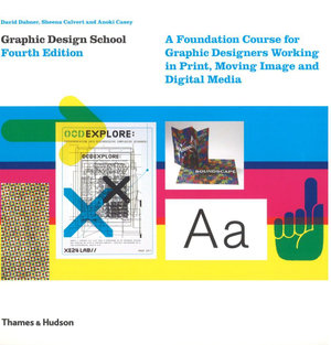 Cover of Graphic Design School