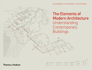 Cover of The Elements of Modern Architecture