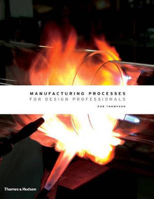 Cover of Manufacturing Processes for Design Professionals