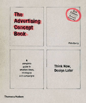 Cover of Advertising Concept Book (2nd Edition)