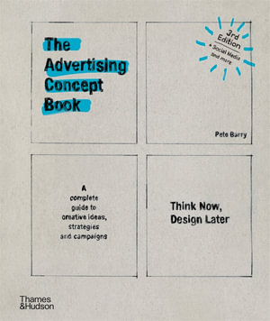 Cover of The Advertising Concept Book (First