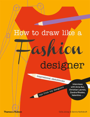 Cover of How to Draw Like a Fashion Designer
