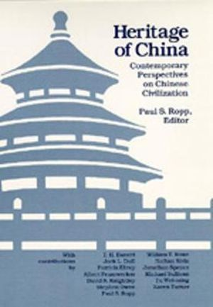 Cover of Heritage of China