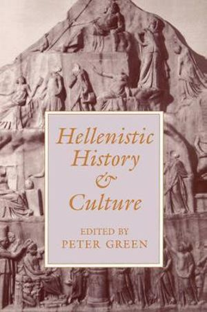 Cover of Hellenistic History and Culture