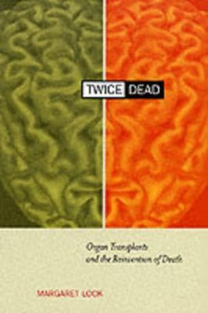 Cover of Twice Dead