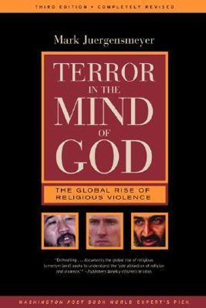 Cover of Terror in the Mind of God