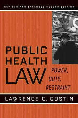 Cover of Public Health Law