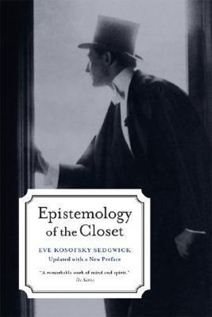 Cover of Epistemology of the Closet