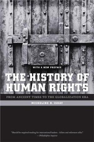 Cover of The History of Human Rights