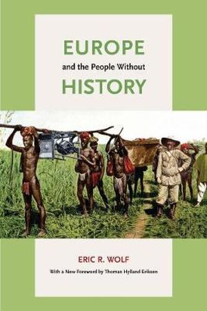 Cover of Europe and the People Without History