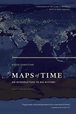 Cover of Maps of Time