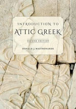 Cover of Introduction to Attic Greek
