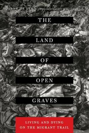 Cover of The Land of Open Graves