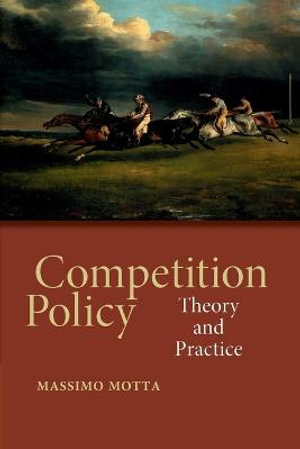 Cover of Competition Policy