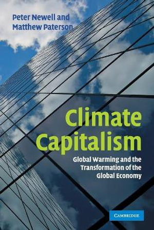 Cover of Climate Capitalism