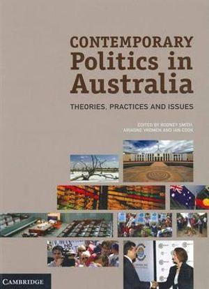 Cover of Contemporary Politics in Australia