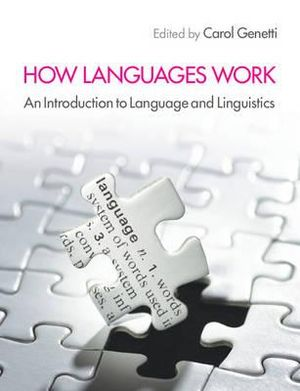 Cover of How Languages Work