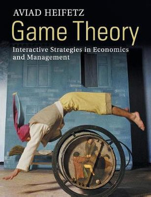 Cover of Game Theory