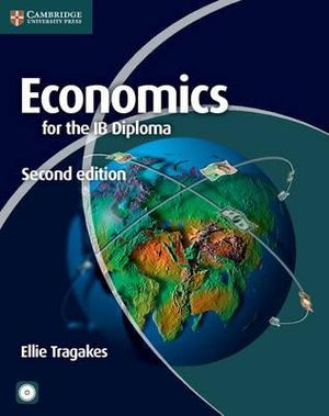 Cover of Economics for the IB Diploma with CD-ROM