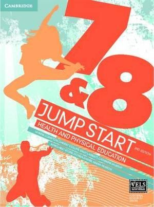 Cover of Jump Start 7 and 8 Health and Physical Education
