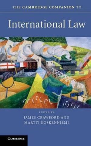 Cover of The Cambridge Companion to International Law