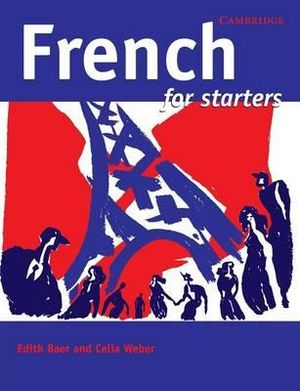 Cover of French for Starters