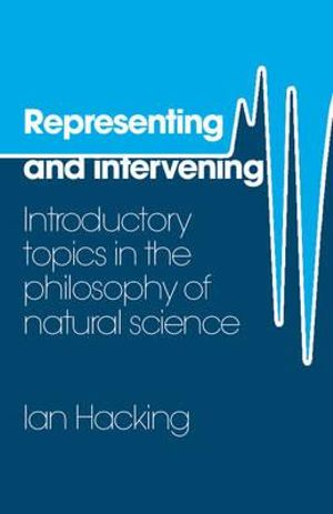 Cover of Representing and Intervening