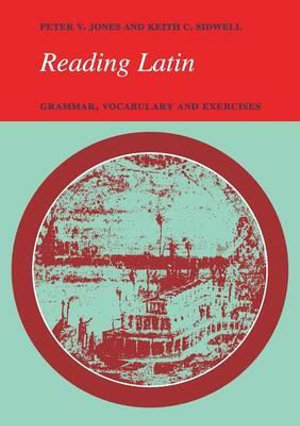 Cover of Reading Latin