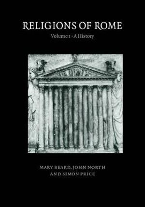 Cover of Religions of Rome: Volume 1, A History