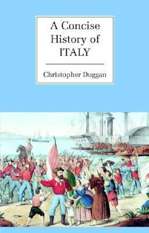Cover of A Concise History of Italy