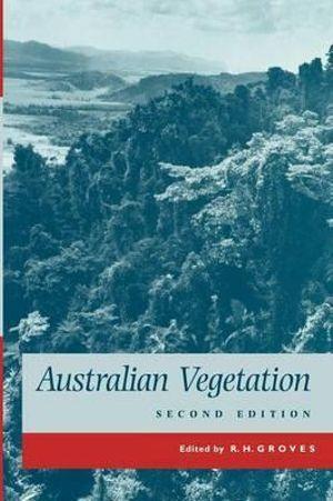Cover of Australian Vegetation