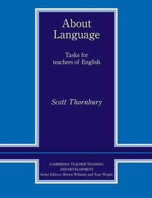 Cover of About Language
