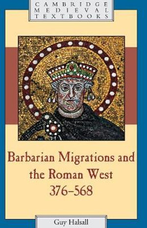 Cover of Barbarian Migrations and the Roman West, 376-568
