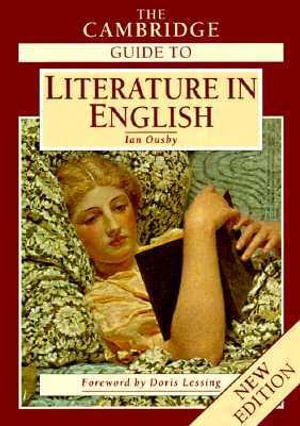 Cover of The Cambridge Guide to Literature in English