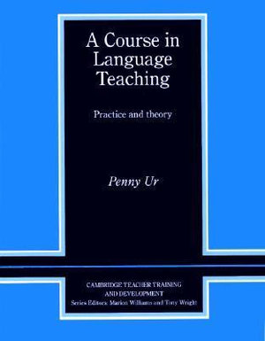 Cover of A Course in Language Teaching