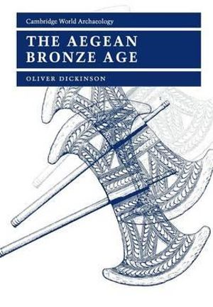 Cover of The Aegean Bronze Age