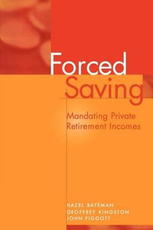 Cover of Forced Saving