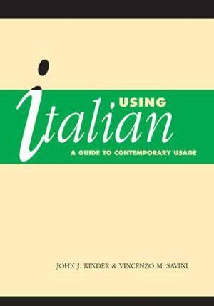 Cover of Using Italian
