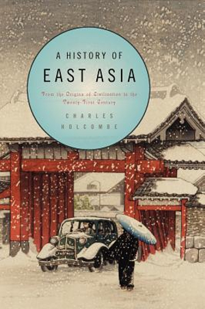 Cover of A History of East Asia