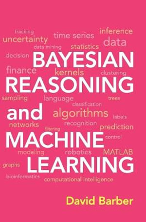 Cover of Bayesian Reasoning and Machine Learning