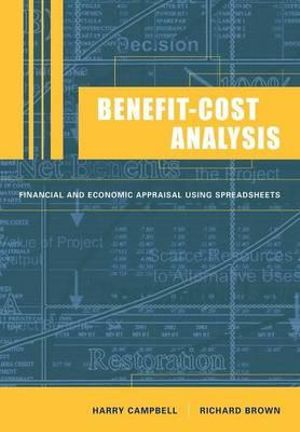 Cover of Benefit-Cost Analysis