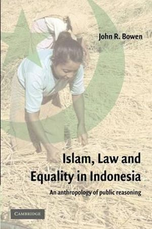 Cover of Islam, Law, and Equality in Indonesia