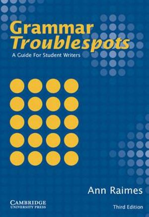 Cover of Grammar Troublespots