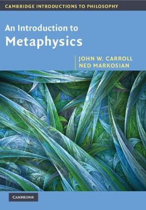 Cover of An Introduction to Metaphysics