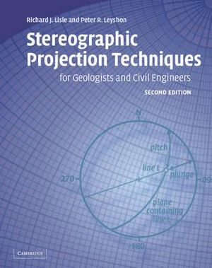 Cover of Stereographic Projection Techniques for Geologists and Civil Engineers