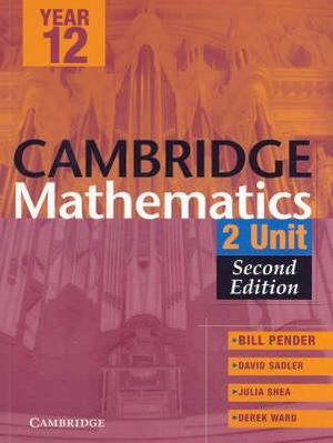 Cover of Mathematics Year 12