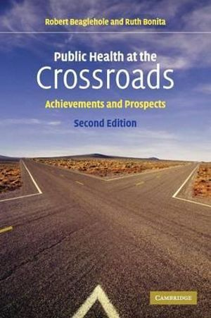 Cover of Public Health at the Crossroads