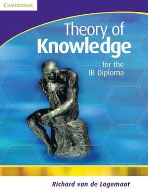 Cover of Theory of Knowledge for the IB Diploma