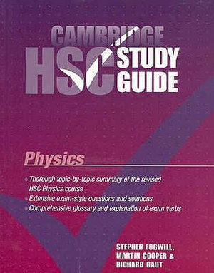 Cover of Cambridge HSC Physics Study Guide